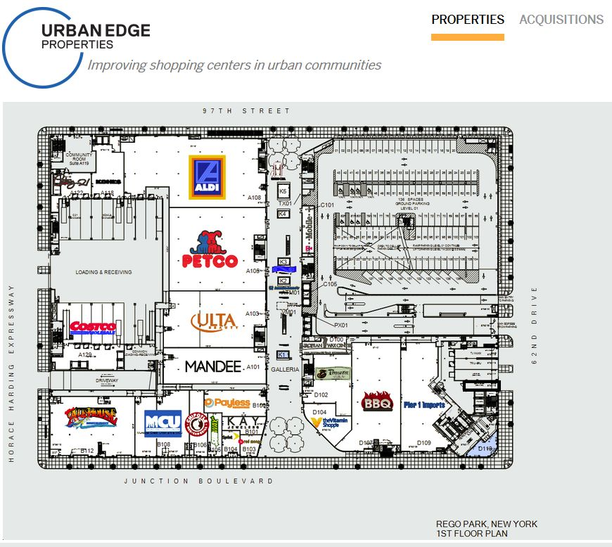 Pet store chain petco to open at rego center mall next for Grooming shop floor plans