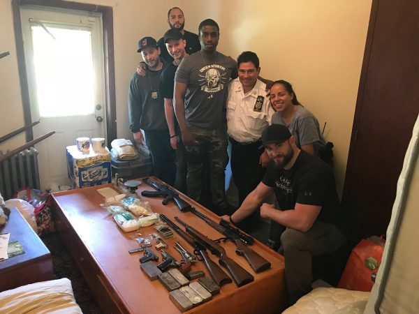DA: Forest Hills Man Busted for Guns, Drugs in Police Raid   Forest