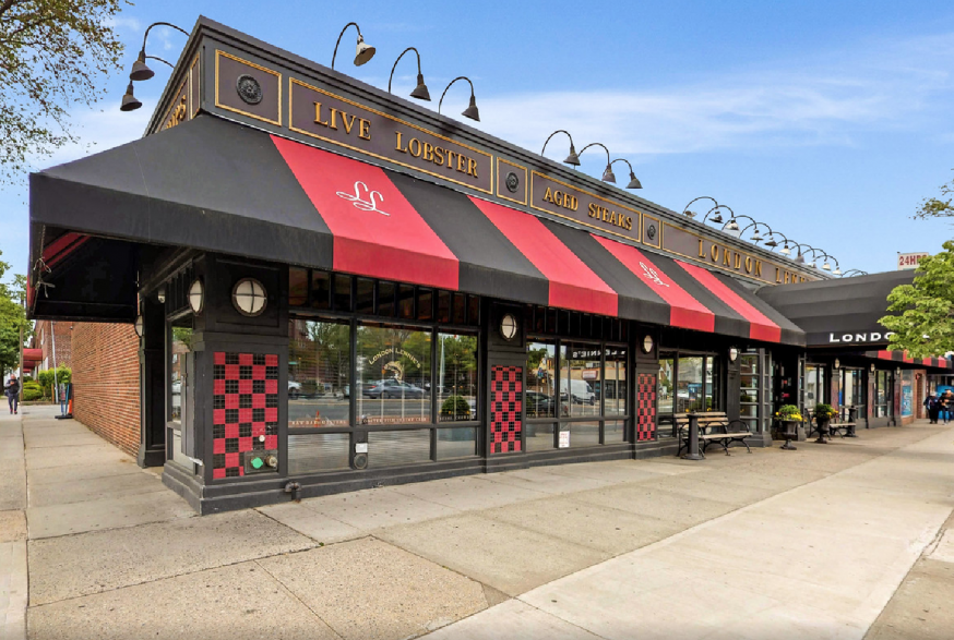London Lennie S Seafood Restaurant Listed For Sale As